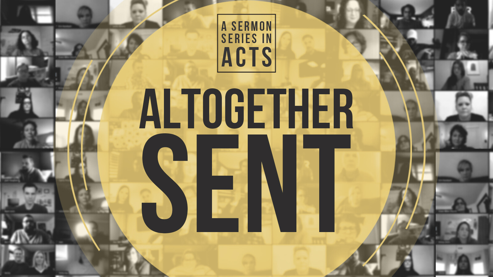 Altogether Sent | Acts